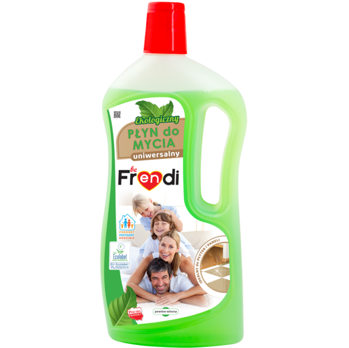 Płyn uniwersalny do mycia o zapachu powiewu wiosny